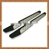 Stainless steel high quality running boards for suv or pick up cars