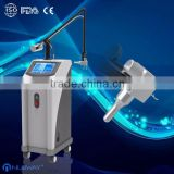 2015 Newest Co2 Fractional Laser Equipment Carboxytherapy Dermatology CO2 Fractional Laser With Gynecology Heads Wart Removal