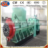 High quality charcoal dust extruder machine|coal powder briquette forming machine