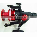 Sheran Fish King In stock selling MOQ 50pcs only cheap spinning fishing reels with rear drag system