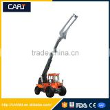 CE Approved Telescopic Forklift Loader with 2 Wheel Drive