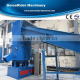 PP PE Film Agglomerator Densifiler Machine for PP PE PET Film Plastic Film Granulating Machine