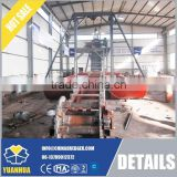 bucket chain dredger for sand dredging stable output capacity