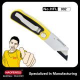 HFL002 T-Blade Zinc Alloy Folding Utility Knife