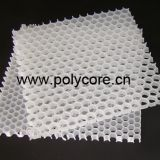 uniform waterproof PP honeycomb 16mm core as frame in air purify