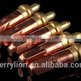 Berrylion high quality nozzle welding torch nozzle