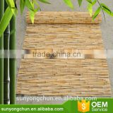 rolled up high quality natural eco-friendly decorative Reed fence decorative indoor fencing