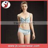 everyday lady underwear, classic polyester wholesale bra, lady lingerie china factory for sexy bra and panty set, bra, panty etc
