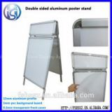 hot sale freestanding metal pavement sign