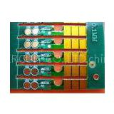 8 / 10 / 12 Layer 30u\' Gold Plating Double Sided PCB Fabrication for Battery or Power Supply