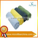 2012-2015 Best Selling Personalized Embroidery Microfiber Terry Swimming Travel Sports Towel