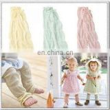 123 design stock! baby fluffy Leg Wamrer warmers princess knitting kids leg warmer knitted legging leggings