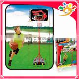 toy basketball display stand