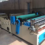 Toilet Paper Producing/Making Machine With Embossing Function