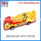 pull back plastic engineering kids small toy cars