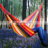 Hot Sale Folded Family Camping Hammock For Outdoor Furniture