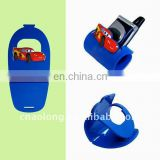 novelty handmade soft pvc cellphone stand holder/rubber mobile phone holder