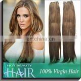 Euro Straight 80g 1 piece clip in hair extensions