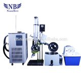 Multi-function rotary evaporator with circulating pump