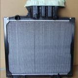 Man Tga Tgs Tgx Long Medium Small Radiator with Plastic Tank