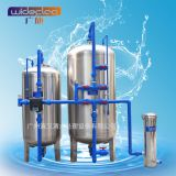 Cottage household well water removal sediment impurities filter