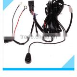 New Universal Switch 80W-300W Relay LED Light Bars Wiring Harness kits                                                                         Quality Choice