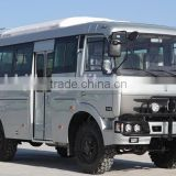 EQ6672CT Dongfeng 4x4 off road mini passenger bus SL