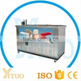 Professional Commercial Snack Pop Ice Lolly Popsicle Stick Machine/ Single Mold Popsicle Making Machine