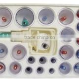 kangzhu Cupping kit hijama,low price but high quality,manufacturer,hot product,promoting!