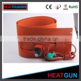SILICONE RUBBER HEATER,FLEXIBILITY,SAFE AND RELIABLE FLEXIBLE SILICONE RUBBER RIBBON HEATER