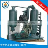 Automatical magnetic field purification transformer oil regeneration machine