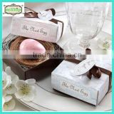 Cheap egg shape soap for wedding gifts for women