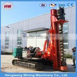 HW hot sale !! Used rotary drilling rig Pile driving machine Bore piling rig