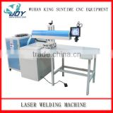 Channel Letter Automatic Laser CNC Welding Machine For Metal Words