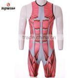 Custom Full Print One Piece Triathlon Suit Kids