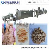 Full Automatic Textured Soya Protein/Soya Meat Processing Machines/Extruder/Production Line