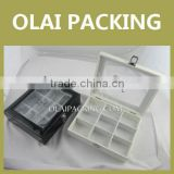 Wholesale Tea gift Box,Fashionable Wooden case For Tea,High Quality Tea Caddy With Window