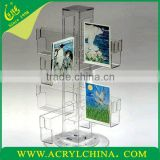 2013 Acrylic Countertop Brochure Holder Cardboard brochure holders Manufacture