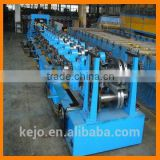 C Z U L light gague steel purlin sheet cold roll forming machine complete production line for sale