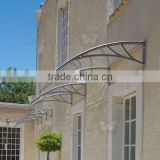 "1m x 2m UV Canopies Patio Window Awning 40*80"" Cover Gardenning Rain Protection"