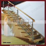 space saving single sleeve stair and wood stair treads