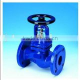 High Quality Cast Steel Bellow Sealed Globe Valves