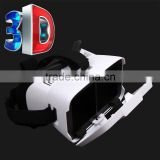 VR Headset Model Custom Logo Print Google Cardboard VR Box 3D Glasses VR 3D Glasses for Smartphones                                                                         Quality Choice