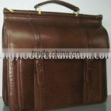hot style and selling High great quality Leather laptop briefcase leather bags for ladies