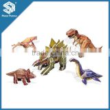 China wholesale 3D dinosaur game puzzle education toy