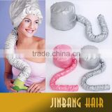 Wholesales new Bonnet dryer attachment Cap Silver/Pink Magic Hair Drying Bonnet Quick Heating Dry Bathroom Cap