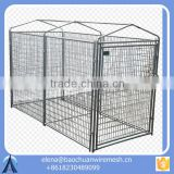 Welded wire dog cages/ dog crates/ dog kennel                                                                                                         Supplier's Choice