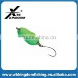 2.6g,3.3g New Design High Quality Metal Spoon Fishing Lure