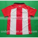 Wholesale full set soccer uniform In stock soccer uniform set