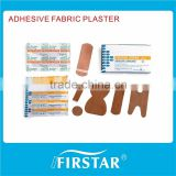 zinc oxide fabric medical adhesive plaster made in China
